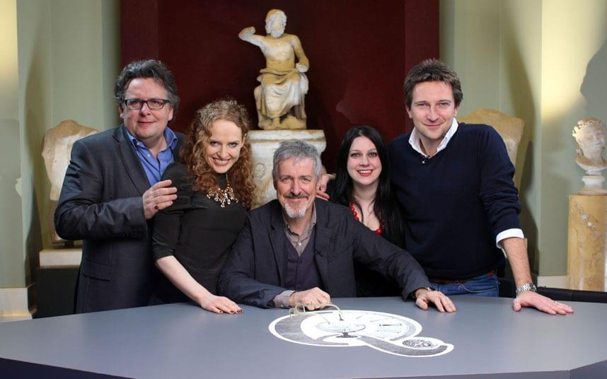 British TV Drama Series: The Quizeum